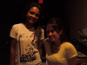 Kim & Kristina 1