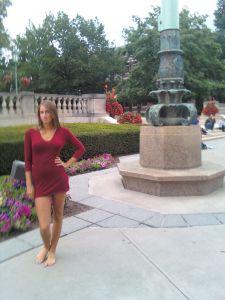 Zoe in Rochester 1